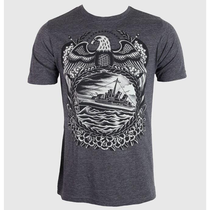 tričko pánské BLACK MARKET - Britton McFetridge - Battleship