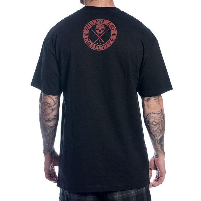 tričko pánské SULLEN - Torres - Black