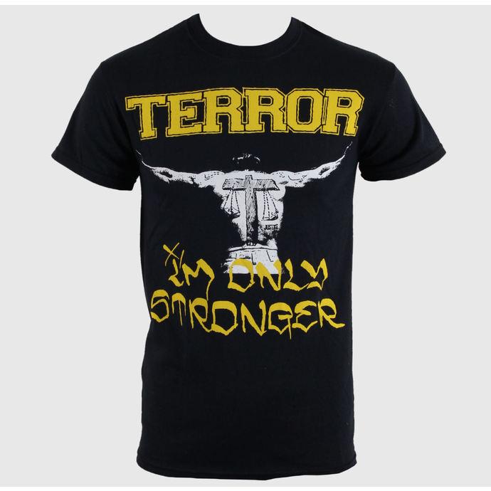 tričko pánské Terror - Cape Fear - Black - RAGEWEAR