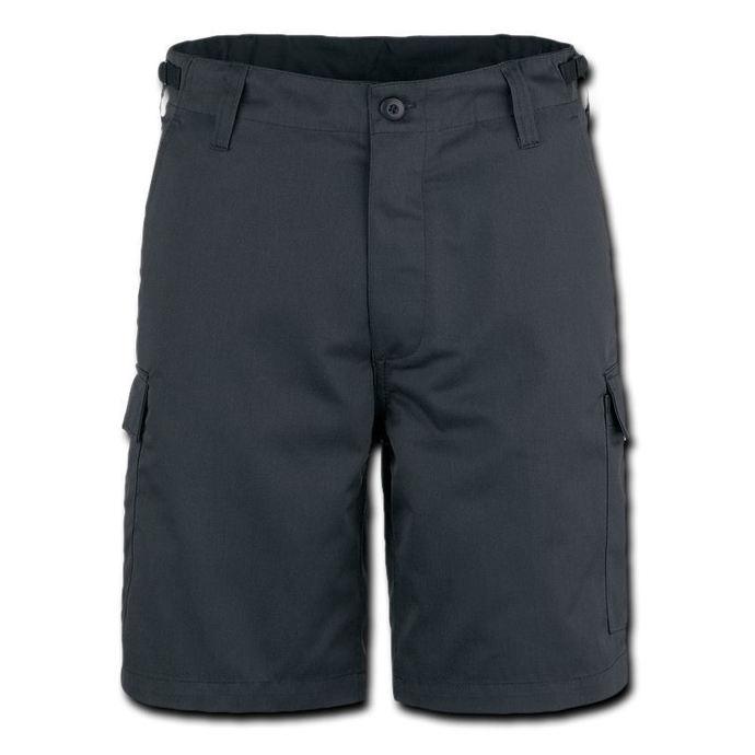 kraťasy pánské BRANDIT - Combat Shorts Black