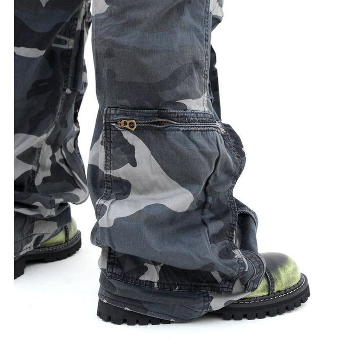 kalhoty SURPLUS - Infantry - Nightcamo
