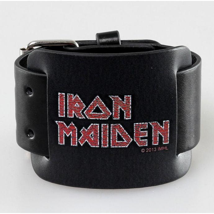náramek Iron Maiden - Logo - RAZAMATAZ