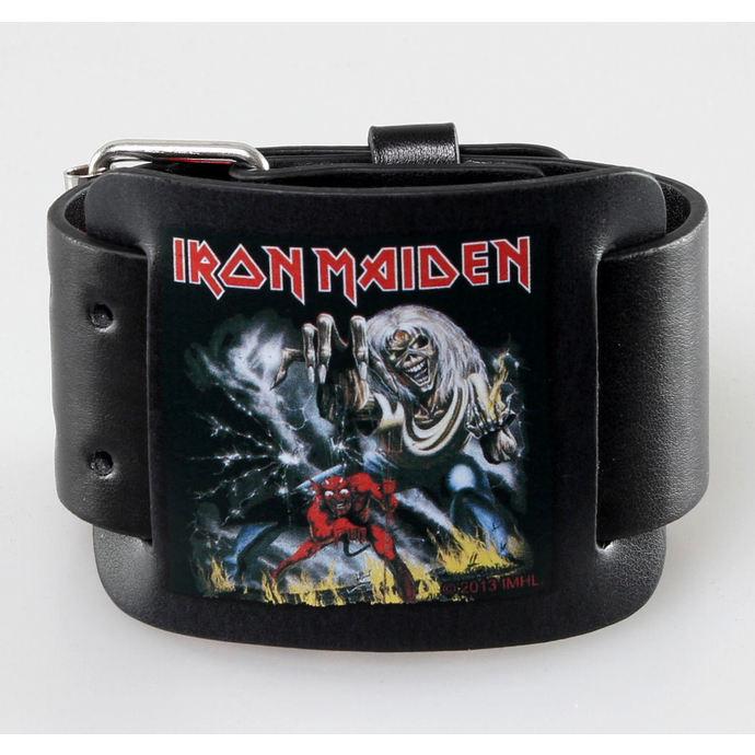 náramek Iron Maiden - Number Of The Beast - RAZAMATAZ
