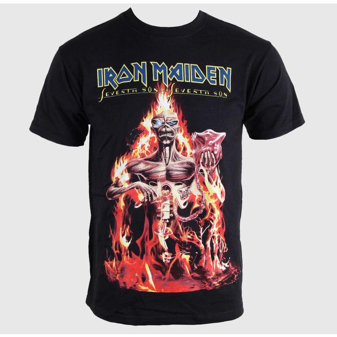 tričko pánské Iron Maiden - CM EXL Seventh Son - ROCK OFF