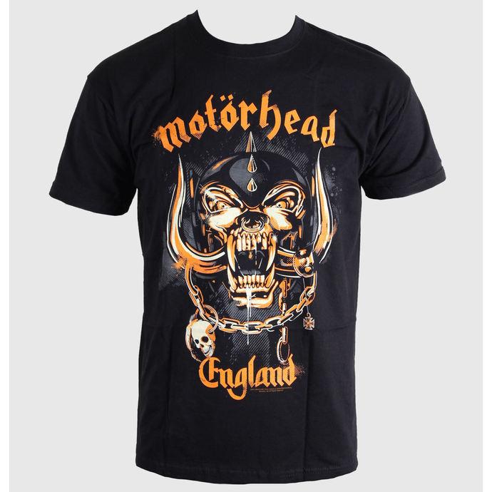 tričko pánské Motorhead - Mustard Pig - Blk - ROCK OFF