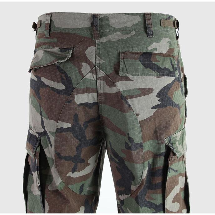 kalhoty pánské MIL-TEC - US Feldhose - Prewash W/L
