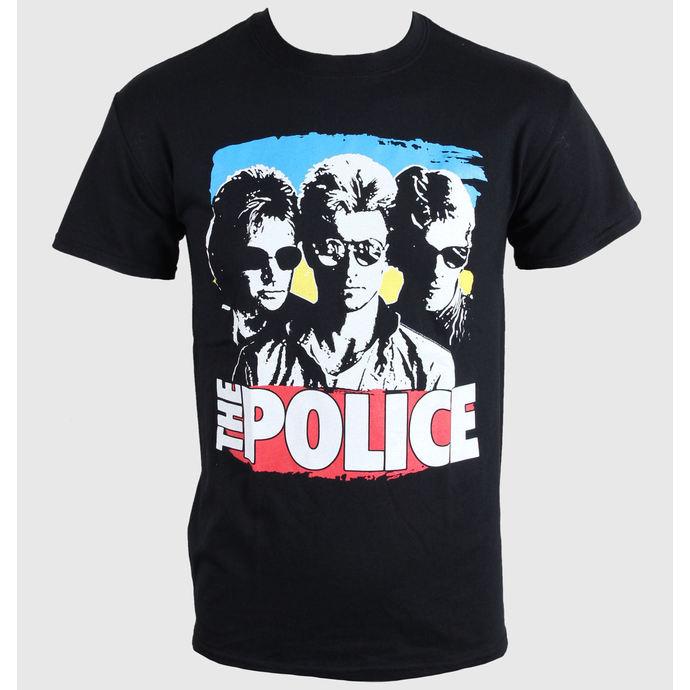 tričko pánské The Police - Greatest - PLASTIC HEAD