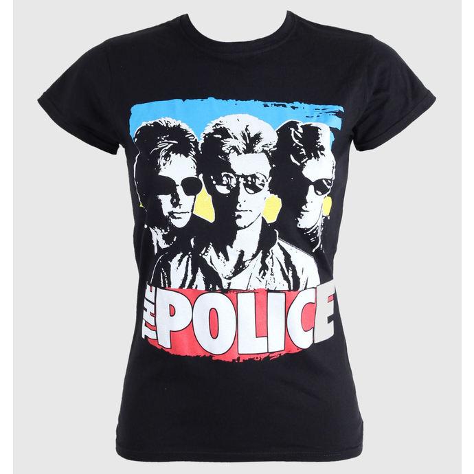 tričko dámské The Police - Greatest - PLASTIC HEAD