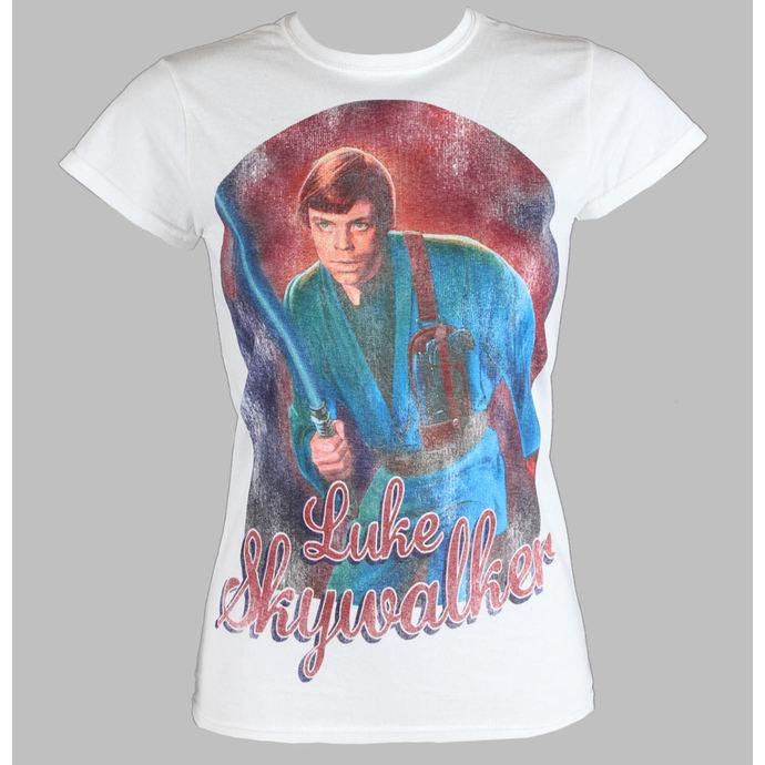 tričko dámské Star Wars - Luke Skywalker - PLASTIC HEAD