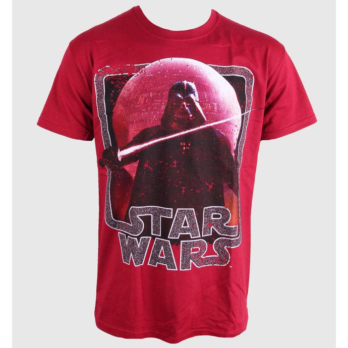 tričko pánské Star Wars - Vader Lightsaber - PLASTIC HEAD