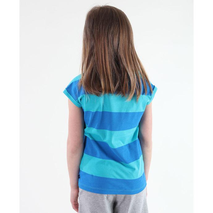 tričko dívčí TV MANIA - Monster High - Blue/Turquise