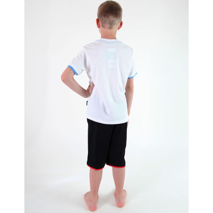 tričko chlapecké TV MANIA - Star Wars Clone - White