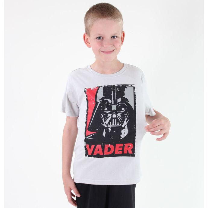 tričko chlapecké  TV MANIA - Star Wars Clone - Creme