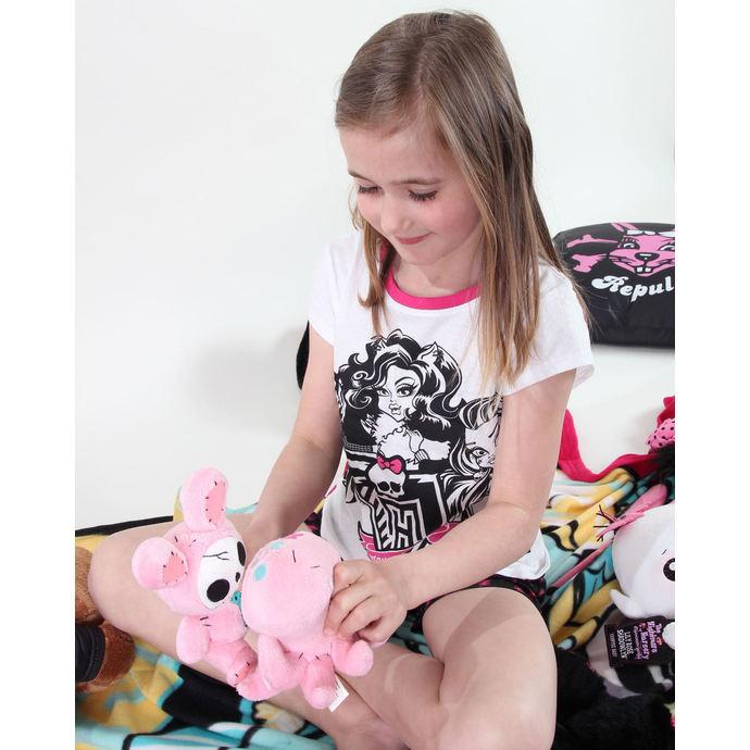 pyžamo dívčí TV MANIA - Monster High - White