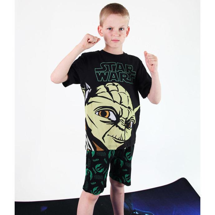 pyžamo chlapecké TV MANIA - Star Wars - Black