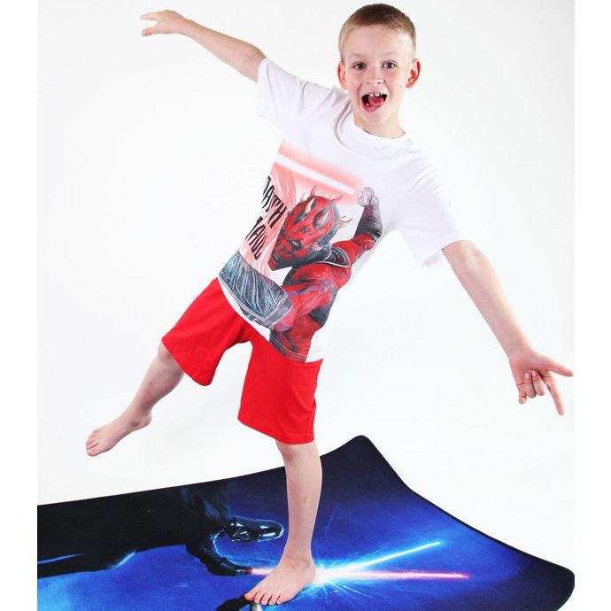 pyžamo chlapecké TV MANIA - Star Wars Clone - White