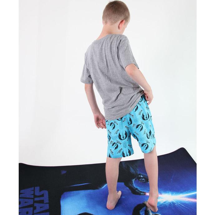 pyžamo chlapecké TV MANIA - Star Wars Clone - Grey