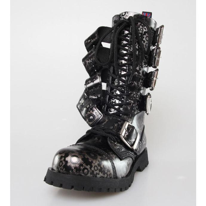 boty NEVERMIND - 14 dírkové - Roldana Grey
