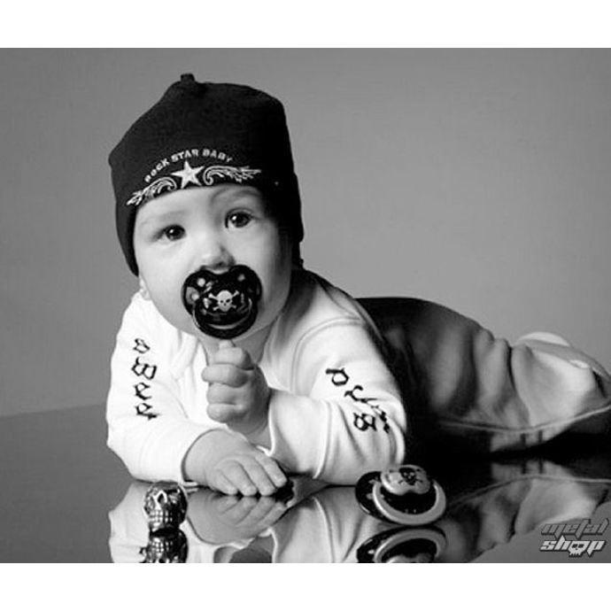 dudlík ROCK STAR BABY - Leopard