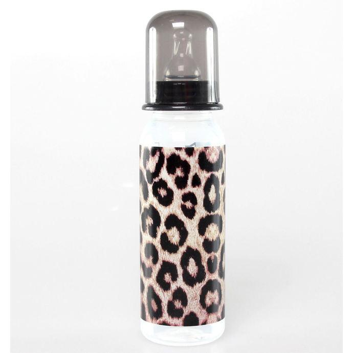 dětská láhev (250 ml) ROCK STAR BABY - Leopard