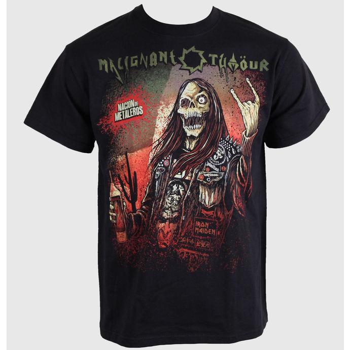 tričko pánské Malignant Tumour - Exact BLACK