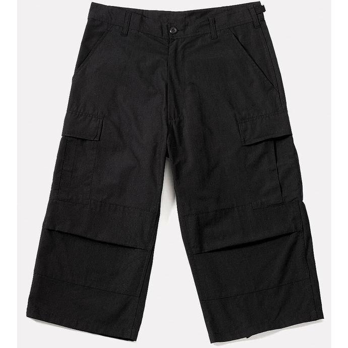 3/4 kalhoty pánské ROTHCO - Capri - BLACK