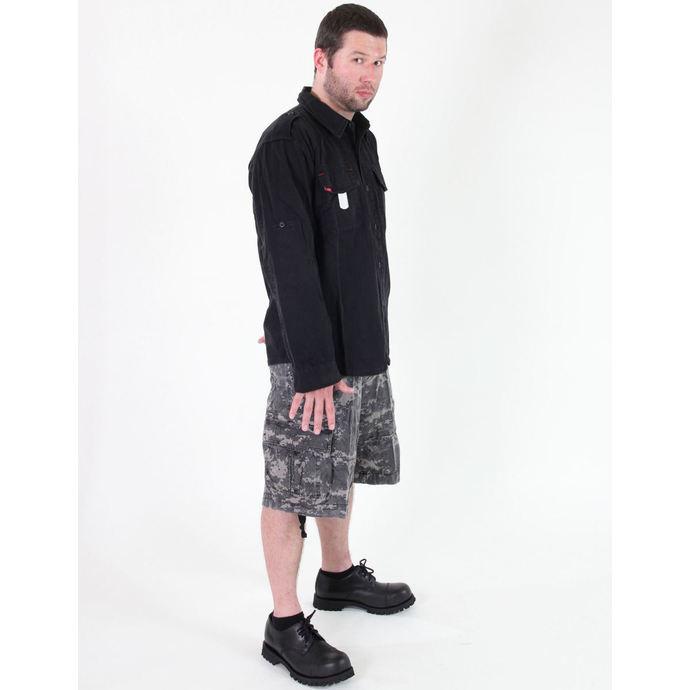 košile pánská ROTHCO - VINTAGE BDU - BLACK