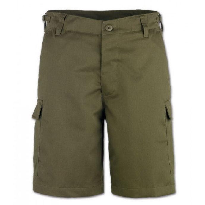 kraťasy pánské BRANDIT - Combat Shorts Oliv