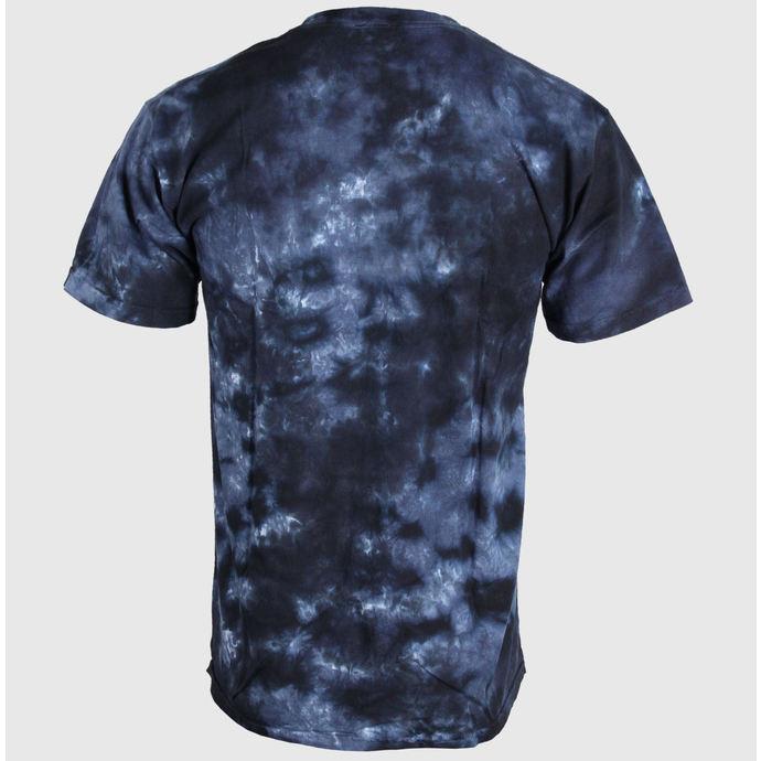 tričko pánské Kiss - Hotter Than Hell - LIQUID BLUE