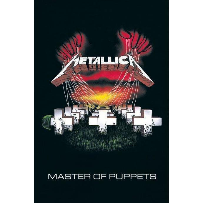 plakát Metallica - Master Of Puppets - PYRAMID POSTERS