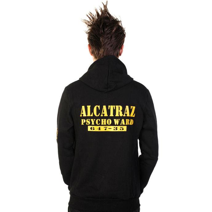 mikina pánská BANNED - Alcatraz - Black