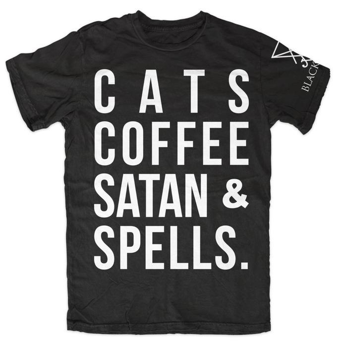 tričko pánské BLACK CRAFT - All You Need - Black