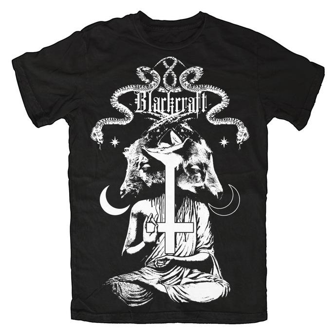 tričko pánské BLACK CRAFT - Diabolical Goat - Black
