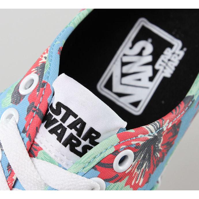 boty VANS - U Authentic - STAR WARS - Yoda Aloha