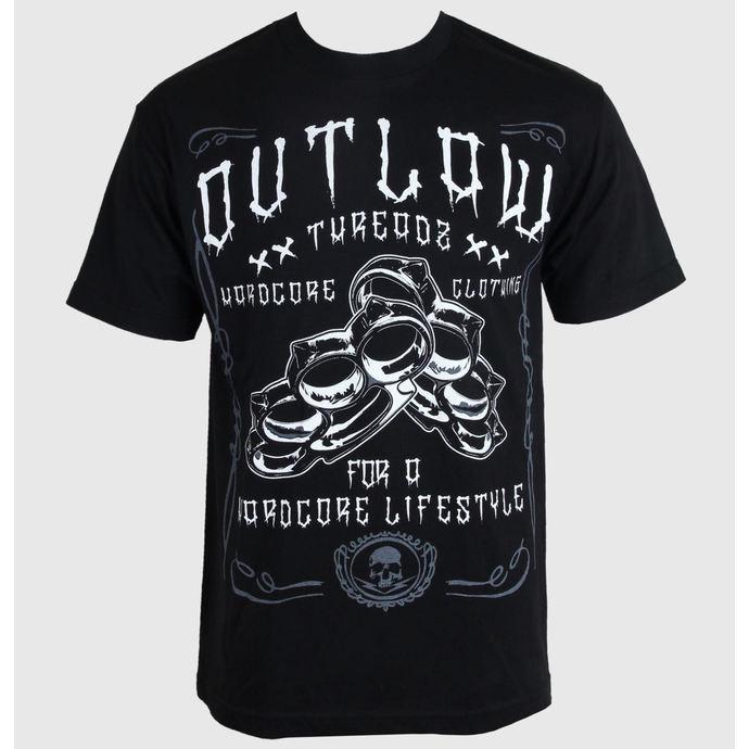 tričko pánské Outlaw Threadz - Hardcore