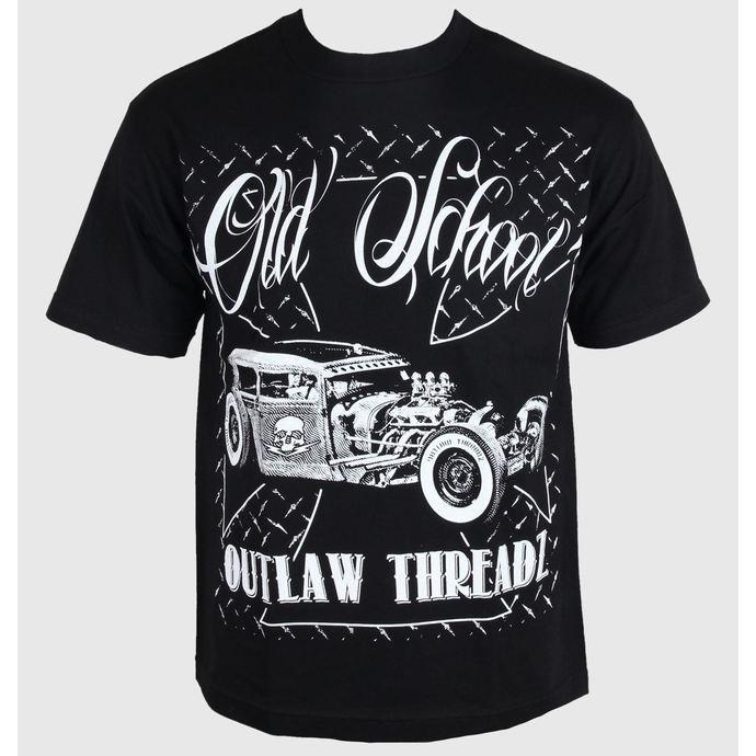 tričko pánské Outlaw Threadz - Old School
