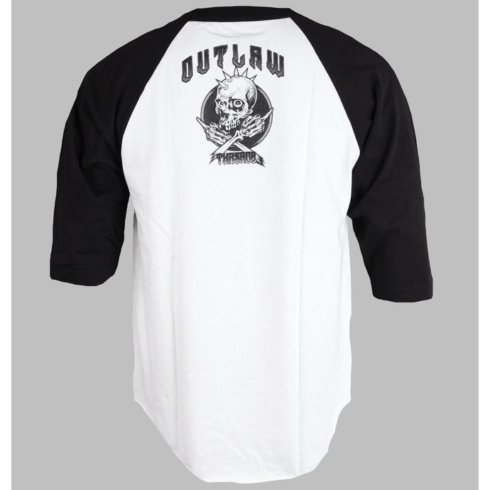 tričko pánské s 3/4 rukávem Outlaw Threadz - Rebel