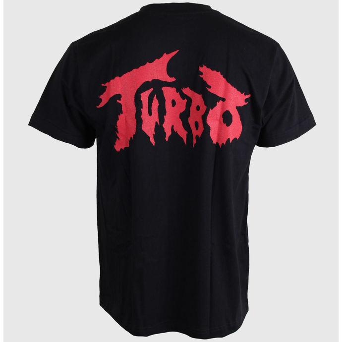 tričko pánské Turbo - Kawaleria Szatana - Black - CARTON