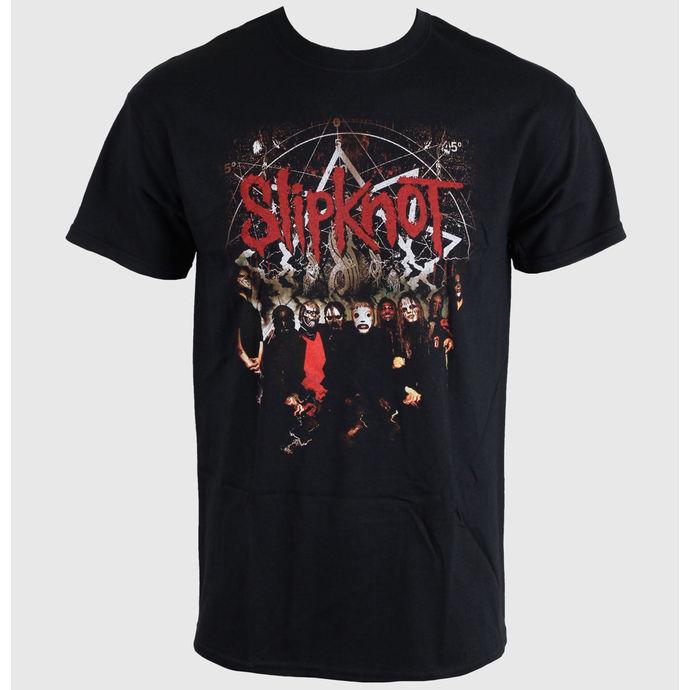 tričko pánské Slipknot - Waves - Blk - ROCK OFF