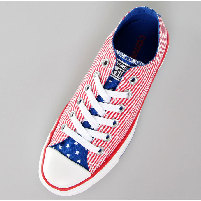 boty CONVERSE - Chuck Taylor All Star - Red/White/Blue