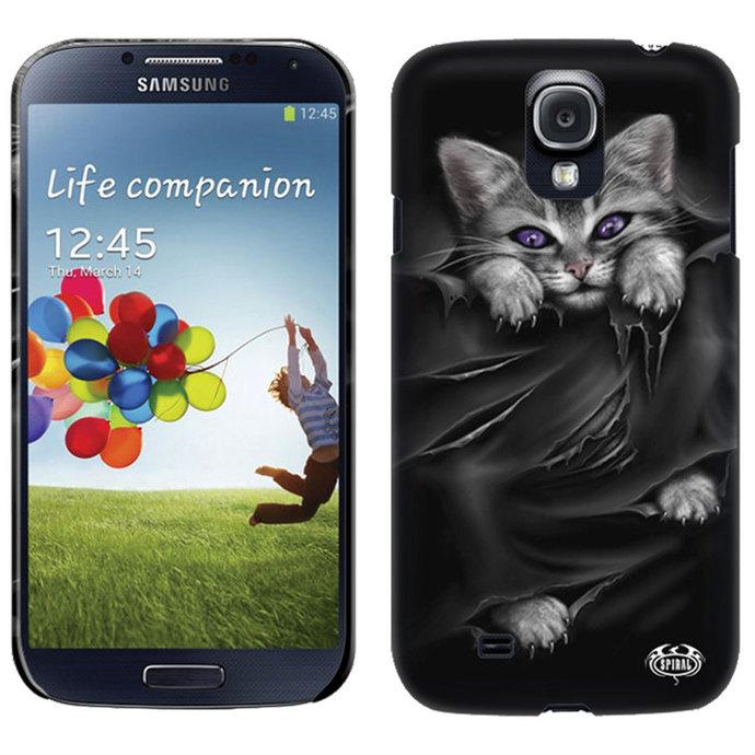 kryt na mobil SPIRAL - BRIGHT EYES - Samsung