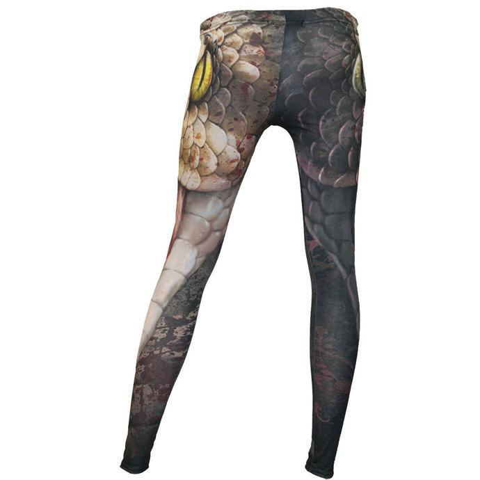 kalhoty dámské (legíny) SPIRAL - SNAKE EYE STUD
