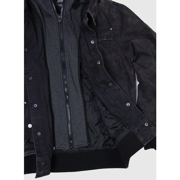 bunda pánská zimní Brandit - Dayton - Black