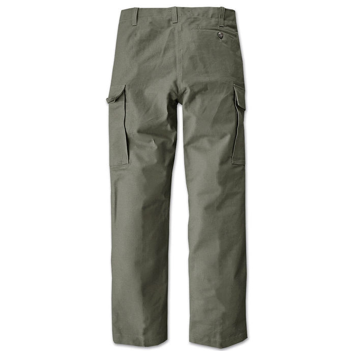 kalhoty pánské Brandit - Moleskin Hose - Oliv