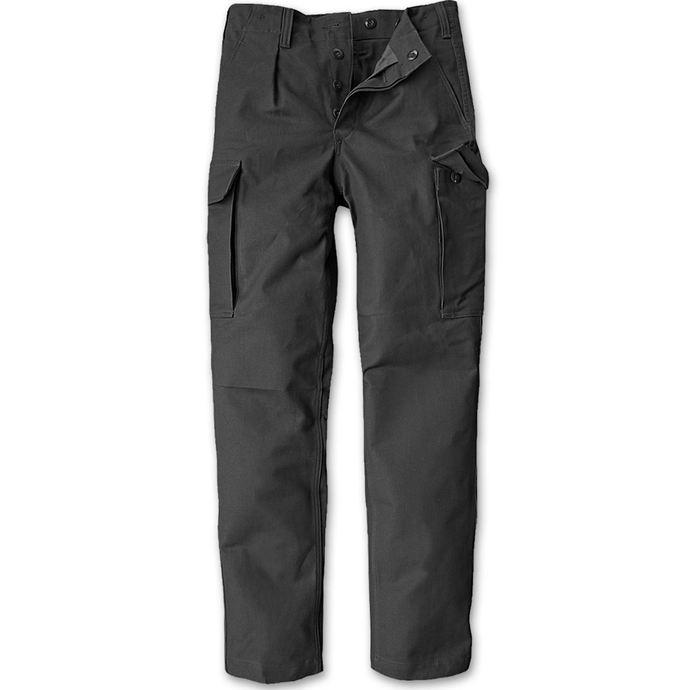 kalhoty pánské Brandit - Moleskin Hose - Black