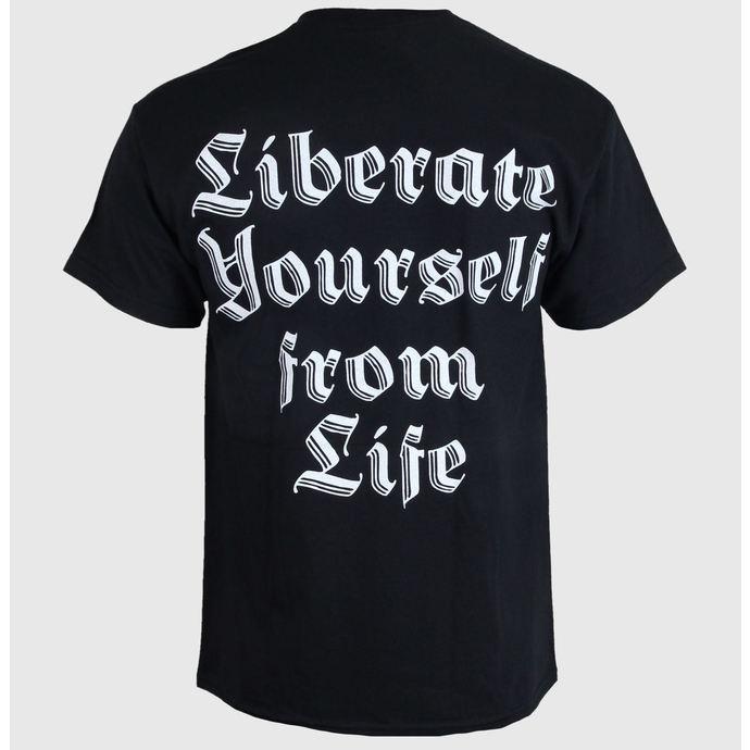 tričko pánské Impaled Nazarene - Liberaze Yourself From Life - RAZAMATAZ
