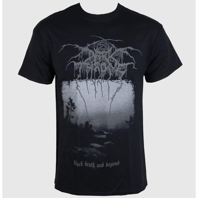 tričko pánské Darkthrone - Black Death And Beyond - RAZAMATAZ