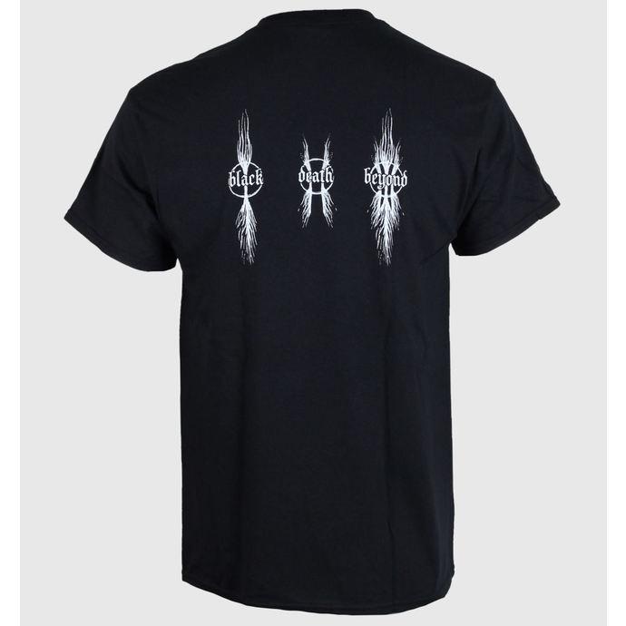 tričko pánské Darkthrone - Black Death Beyond Baphomet - RAZAMATAZ