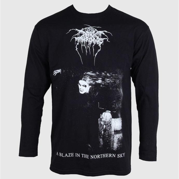 tričko pánské s dlouhým rukávem Darkthrone - A Blaze In The Northern Sky - RAZAMATAZ