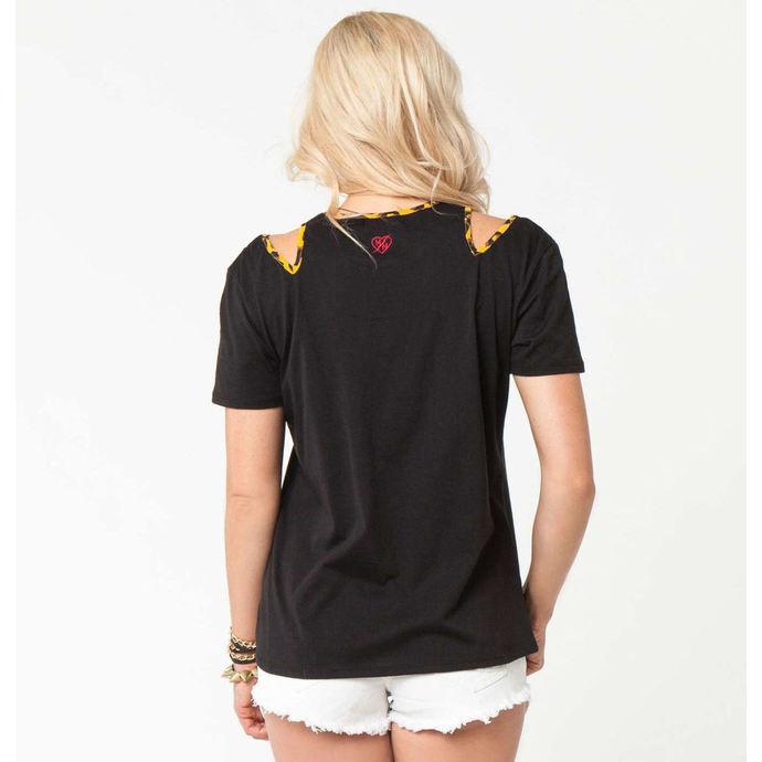 tričko dámské (top) METAL MULISHA - MAIN STAGE